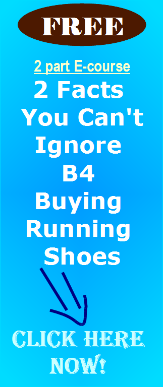 Free Ecourse: How to Buy Running Shoes
