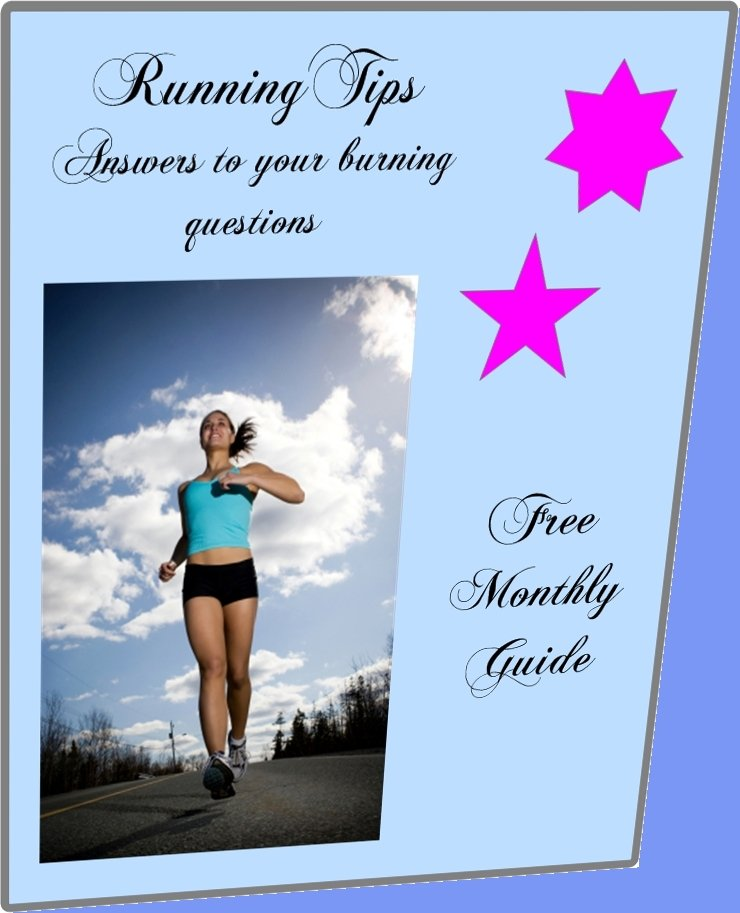 Running Tips: Free monthly guide